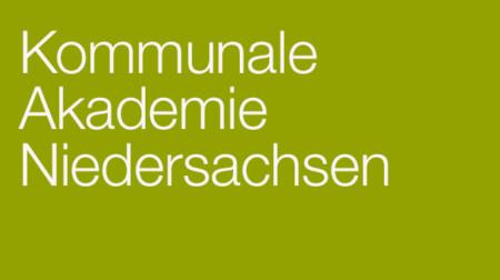 Banner Kommunale Akademie Niedersachsen