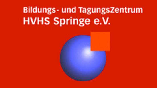 Banner HVHS Springe e.V.