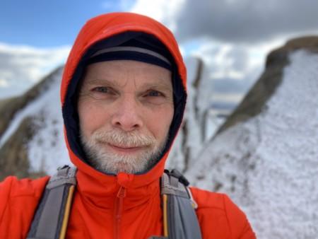 Christoph Matterne auf dem Brocken