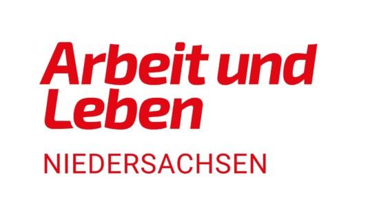 Logo unseres Kooperationspartners Arbeit und Leben (AuL) Niedersachsen